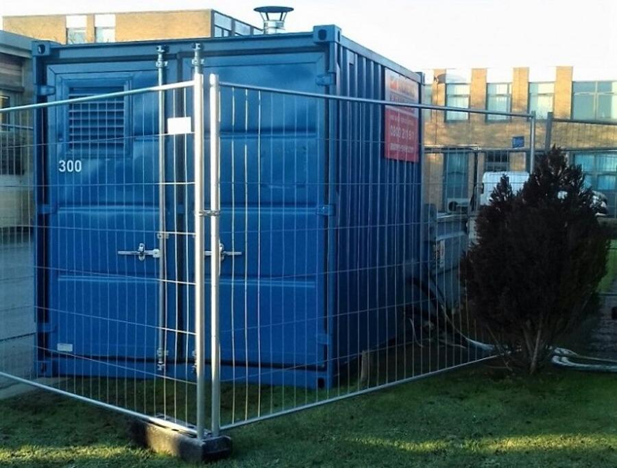 Eine Hochschule in Lausanne mietet einen Kessel von AS Klima Mieten